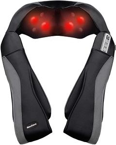 MaxKare Shiatsu Neck Shoulder Massager - best electric back massager