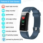 YAMAY Fitness Tracker Smartwatch BD10464