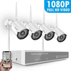 safevant wireless security camera