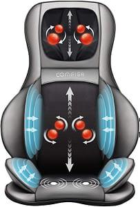 Comfier Shiatsu Neck & Back Massager - Best Back Massager