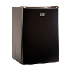 black and decker compact refrigerator