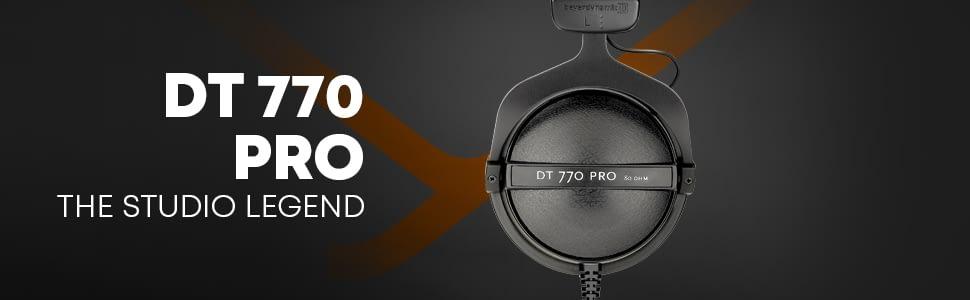 DT770 Pro review
