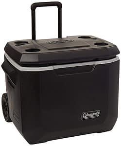 Coleman Wheeled Cooler