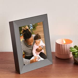 smart digital picture frame