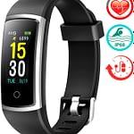 FITFORT Fitness Tracker smartwatch