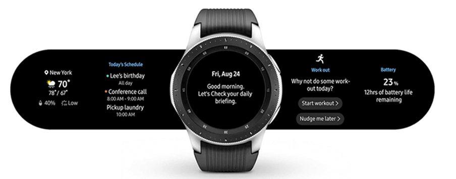 Samsung Galaxy SM-R800 Smartwatch review
