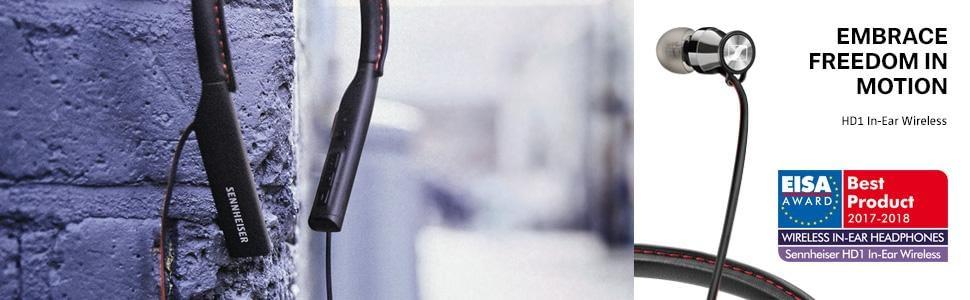HD1 In-Ear Wireless Headphones
