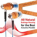 Symphonized NRG X wood earbuds review