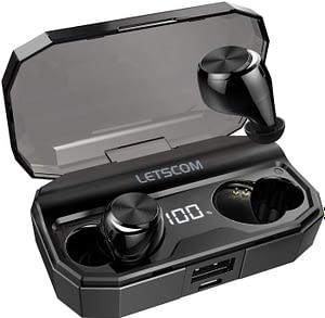 Letscom T22 Wireless Earbuds