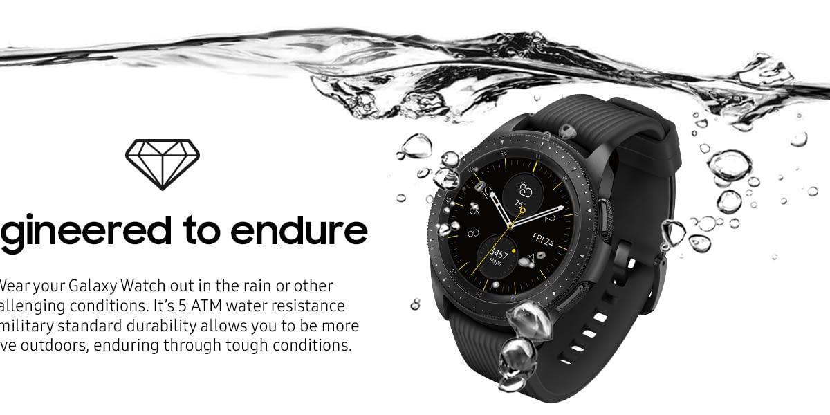 Samsung Galaxy Smartwatch SR-M800 Review