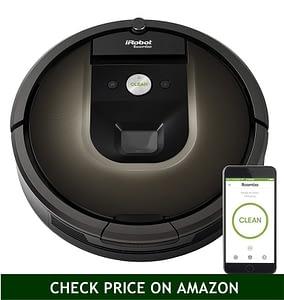 Robot Roomba 980
