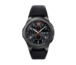 SAMSUNG GEAR S3 FRONTIER Smartwatch - Bluetooth smart watch