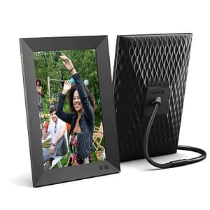 nixplay 10.1 inch smart photo frame