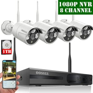 oossxx wireless camera