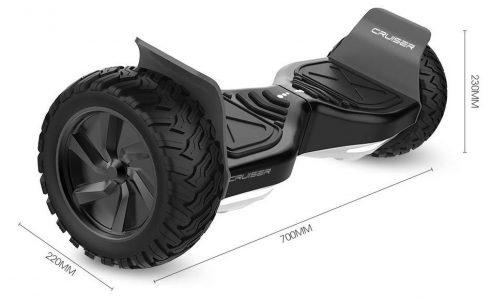 Hyper go go hoverboard