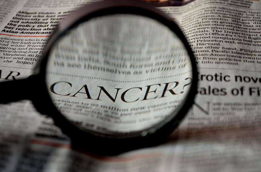 15 danger signals of cancer