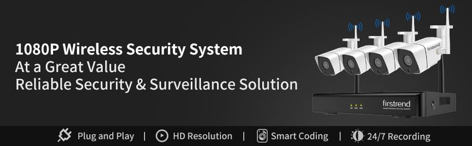 Best Outdoor Wireless Security Camera system with DVR-NVR – Top 6 Reviews